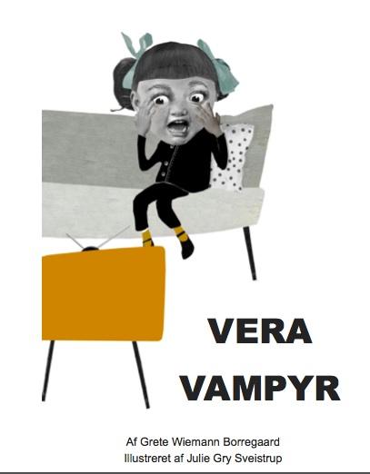 Vera vampyr (e-bog) fra grete wiemann borregaard fra bogreolen.dk