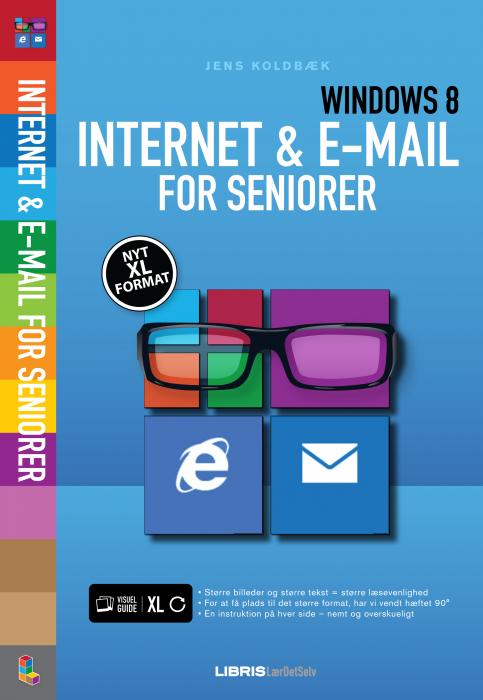 Internet og e-mail for seniorer (E-bog)