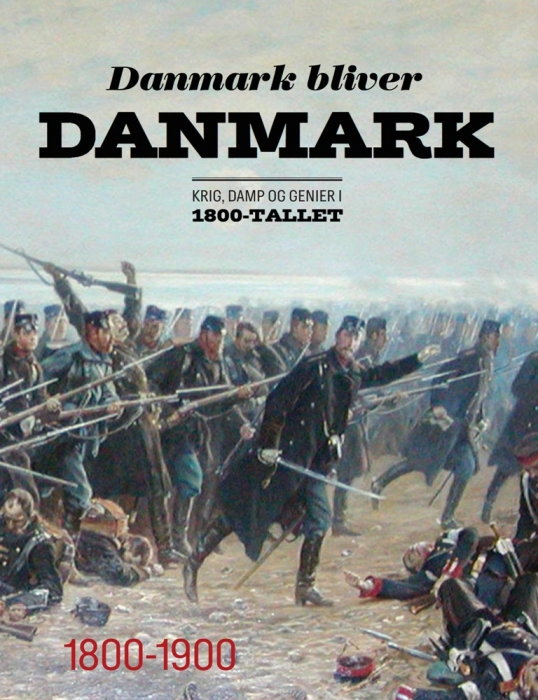 Image of   Danmark bliver Danmark (E-bog)