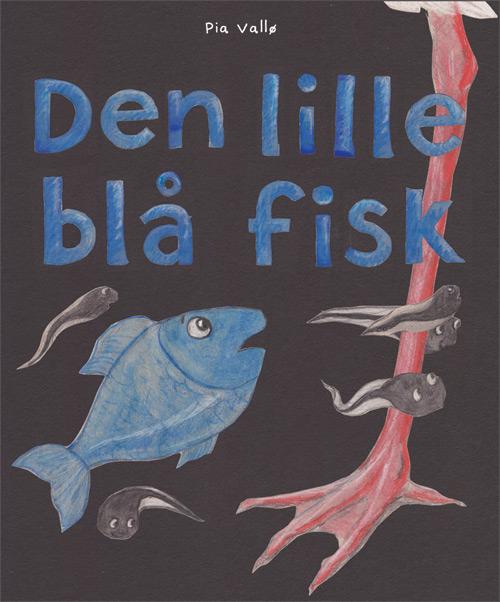 Den lille blå fisk (E-bog)