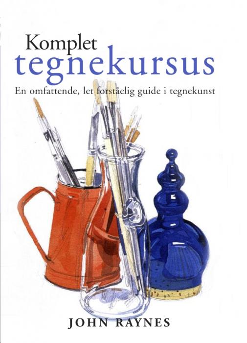 john raynes – Komplet tegnekursus (e-bog) på bogreolen.dk