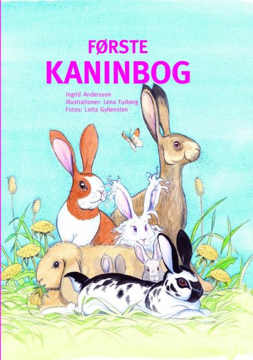 Første kaninbog (E-bog)