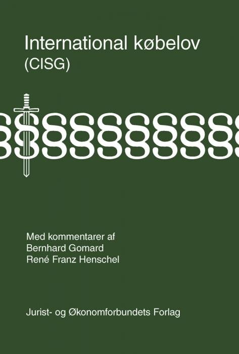International købelov (cisg) (e-bog) fra bernhard gomard fra bogreolen.dk