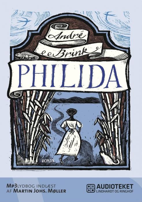 Image of Philida (Lydbog)