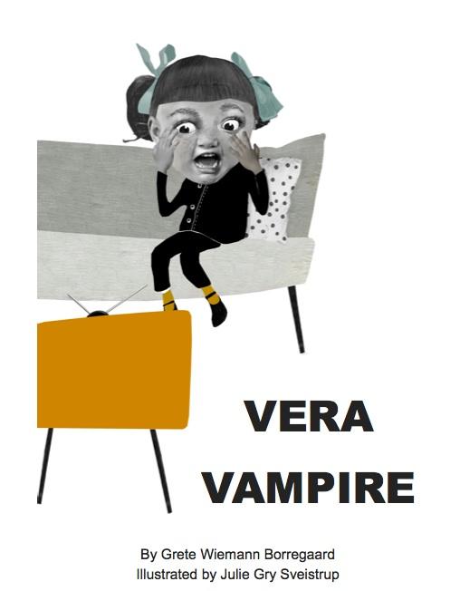 grete wiemann borregaard – Vera vampire (e-bog) på bogreolen.dk