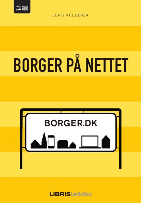 Image of   Borger på nettet (E-bog)