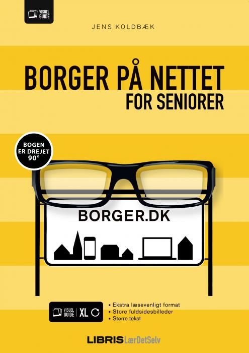 Image of   Borger på nettet for seniorer (E-bog)