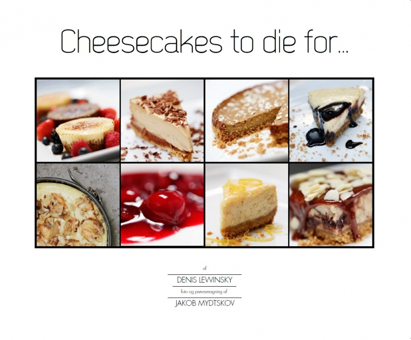 Cheesecakes to die for (E-bog)