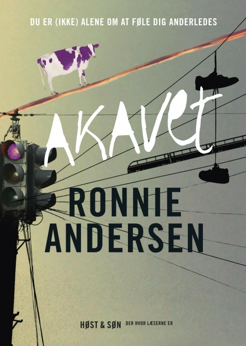 Akavet (e-bog) fra ronnie andersen fra bogreolen.dk