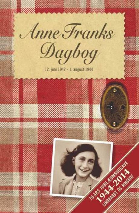 Image of Anne Franks Dagbog (Lydbog)