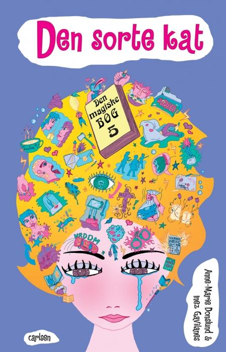 anne-marie donslund – Den magiske bog 5: den sorte kat (e-bog) på bogreolen.dk