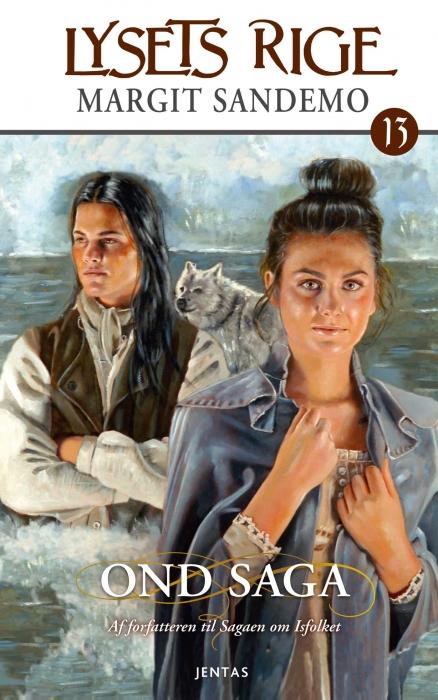 margit sandemo Lysets rige 13 - ond saga (e-bog) på bogreolen.dk