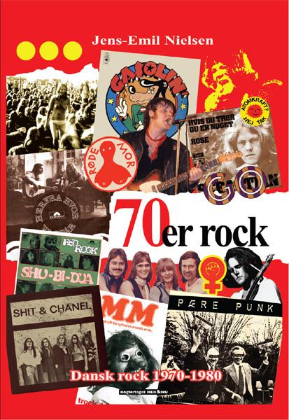 Image of   70´er rock (E-bog)