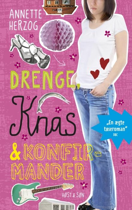 Image of Drenge, knas og konfirmander (E-bog)