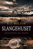 s.j. bolton – Slangehuset (lydbog) fra bogreolen.dk