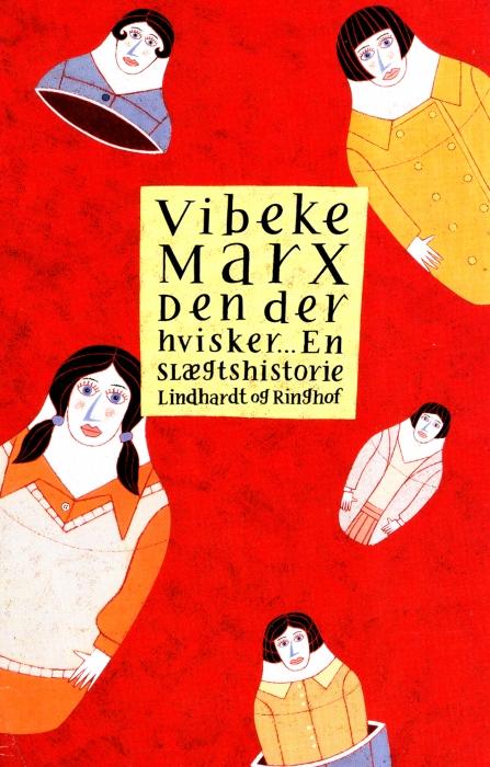 Image of   Den der hvisker - En slægtshistorie (E-bog)
