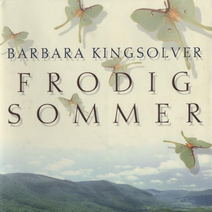barbara kingsolver – Frodig sommer (lydbog) fra bogreolen.dk