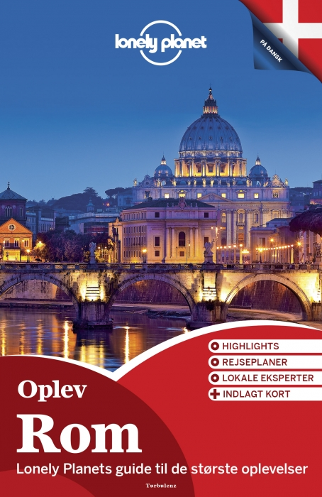Image of   Oplev Rom (Lonely Planet) (E-bog)