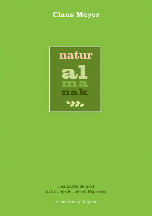 Naturalmanak (E-bog)