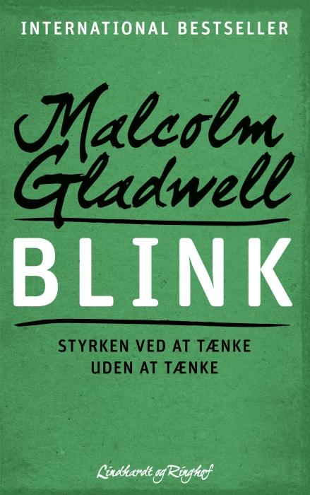 Image of   Blink - Styrken ved at tænke uden at tænke (E-bog)
