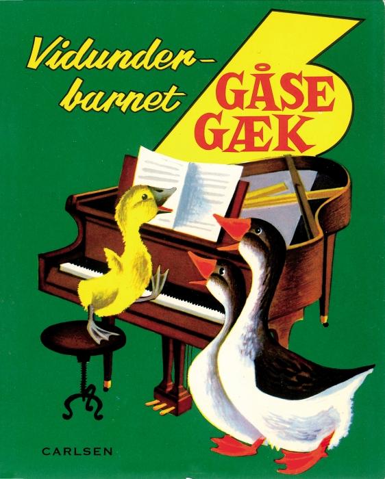 Image of Vidunderbarnet Gåse Gæk (E-bog)