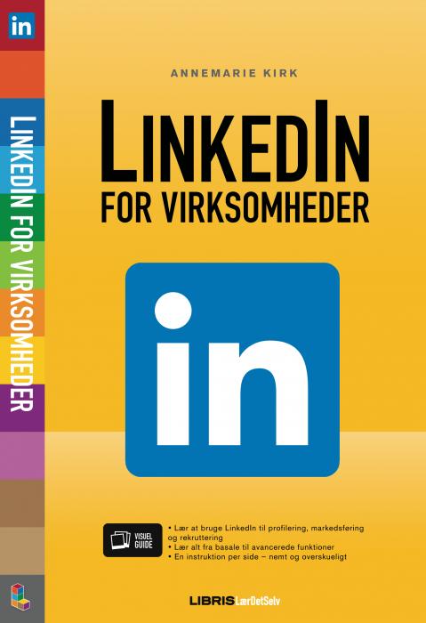 Image of LinkedIn - for virksomheder (E-bog)