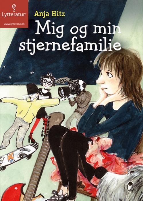 Image of Mig og min stjernefamilie (Lydbog)