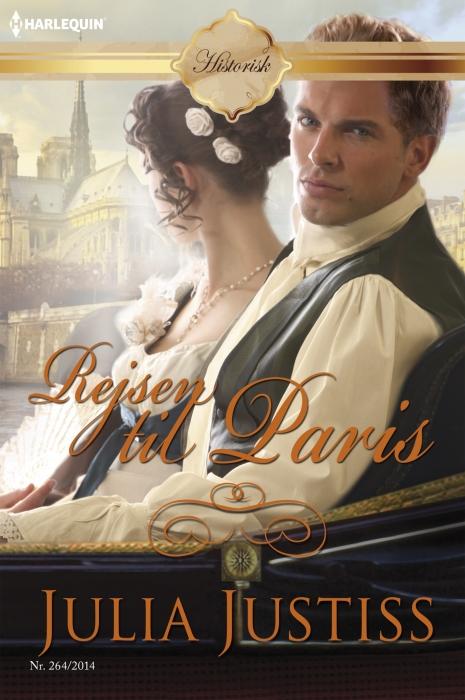 Rejsen til Paris (E-bog)