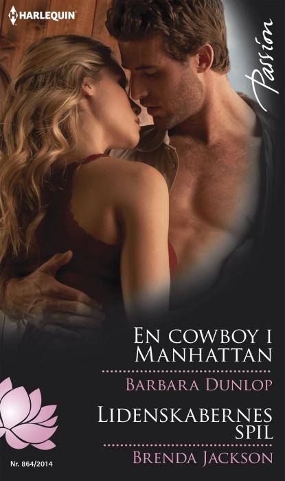 Image of En cowboy i Manhattan /Lidenskabernes spil (E-bog)