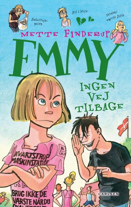 mette finderup Emmy 9 - ingen vej tilbage (e-bog) fra bogreolen.dk
