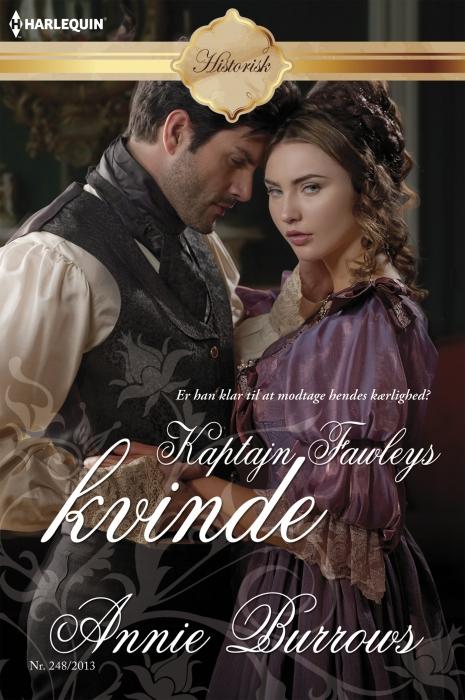 Image of   Kaptajn Fawleys kvinde (E-bog)