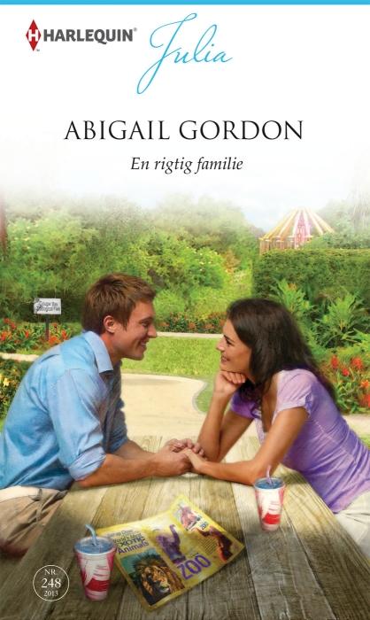 abigail gordon – En rigtig familie (e-bog) på bogreolen.dk
