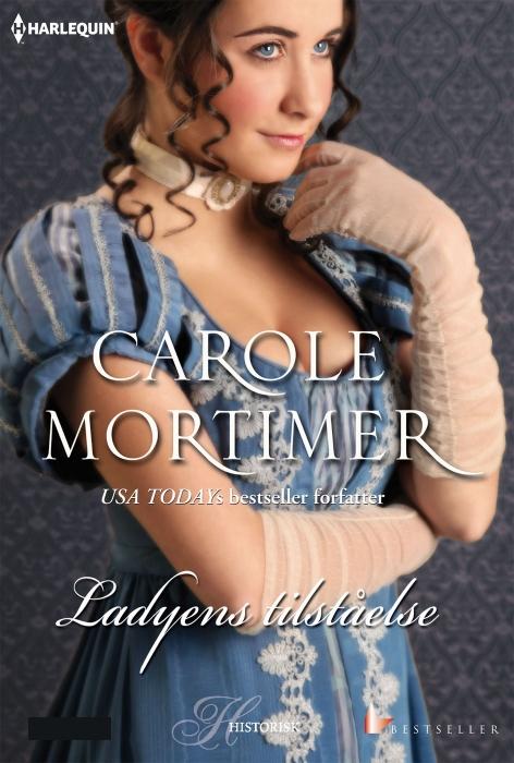 carole mortimer Ladyens tilståelse (e-bog) på bogreolen.dk