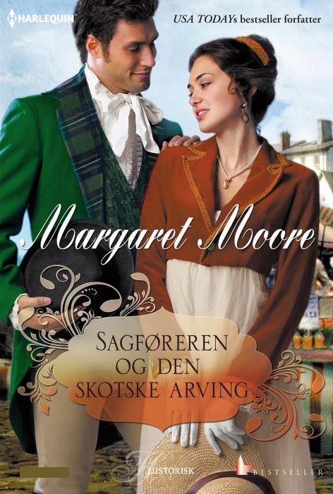 margaret moore Sagføreren og den skotske arving (e-bog) fra bogreolen.dk