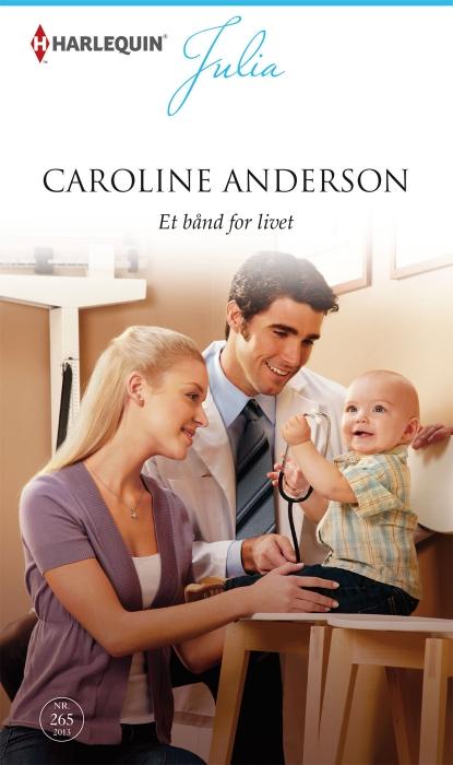 caroline anderson – Et bånd for livet (e-bog) på bogreolen.dk