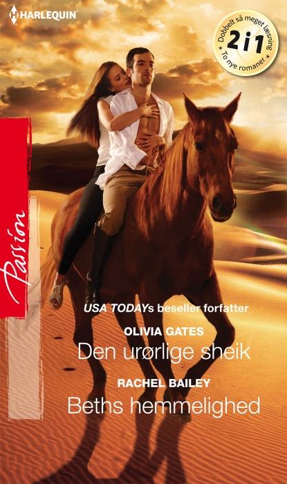 olivia gates – Den urørlige sheik /beths hemmelighed (e-bog) på bogreolen.dk