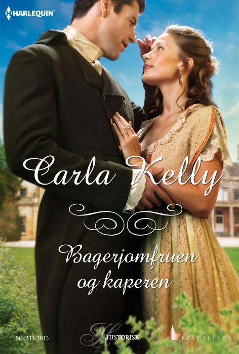 carla kelly Bagerjomfruen og kaperen (e-bog) på bogreolen.dk