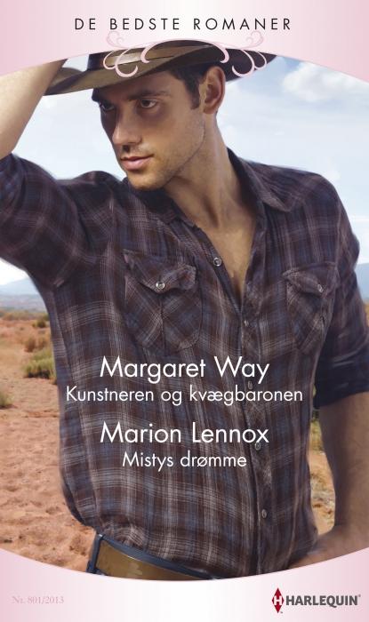 Kunstneren og kvægbaronen /mistys drømme (e-bog) fra marion lennox fra bogreolen.dk