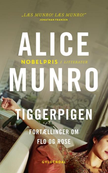Tiggerpigen (E-bog)