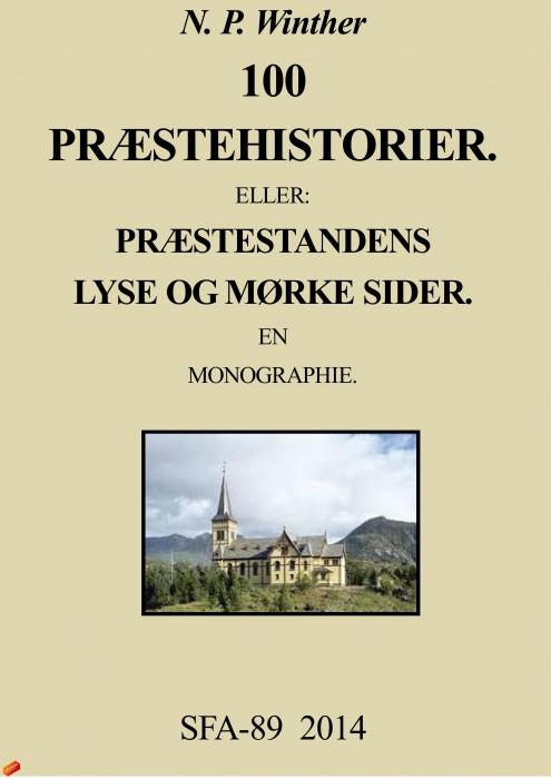 Image of   100 Præstehistorier (E-bog)