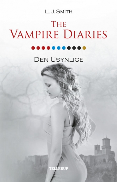 The vampire diaries #11: den usynlige (e-bog) fra l. j. smith på bogreolen.dk