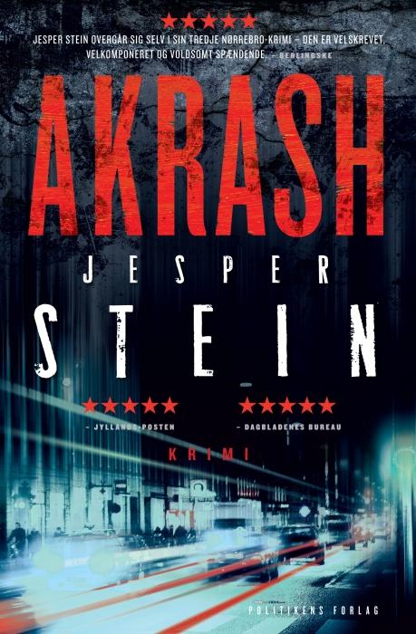 jesper stein – Akrash (e-bog) på bogreolen.dk