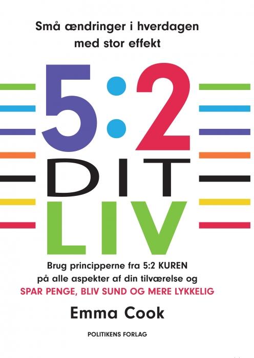 Image of   5:2 dit liv (E-bog)