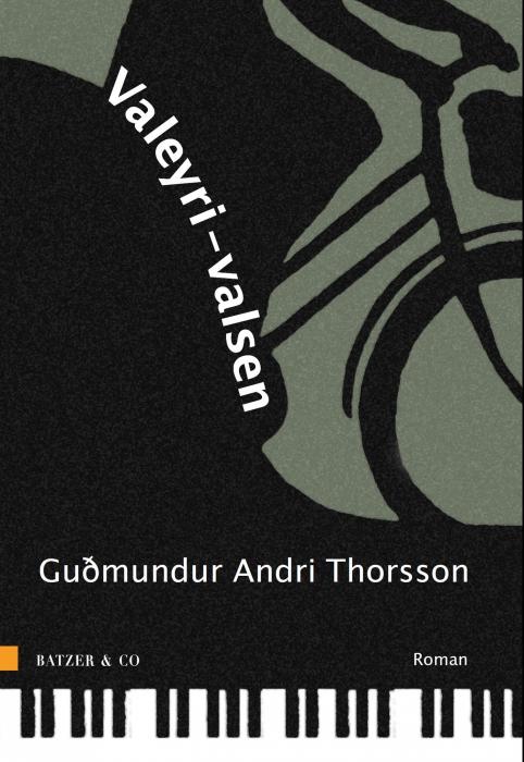 gudmundur andri thorsson Valeyri-valsen (e-bog) fra bogreolen.dk