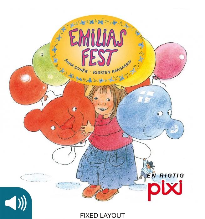 Image of Emilias fest (E-bog)