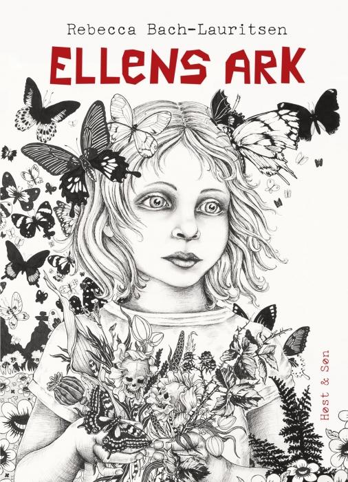 Ellens ark (e-bog) fra rebecca bach-lauritsen på bogreolen.dk