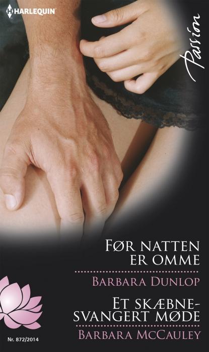 Image of Før natten er omme/Et skæbnesvangert møde (E-bog)