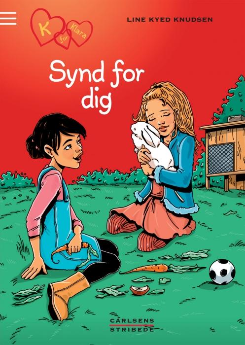 line kyed knudsen – K for klara 7: synd for dig! (e-bog) fra bogreolen.dk