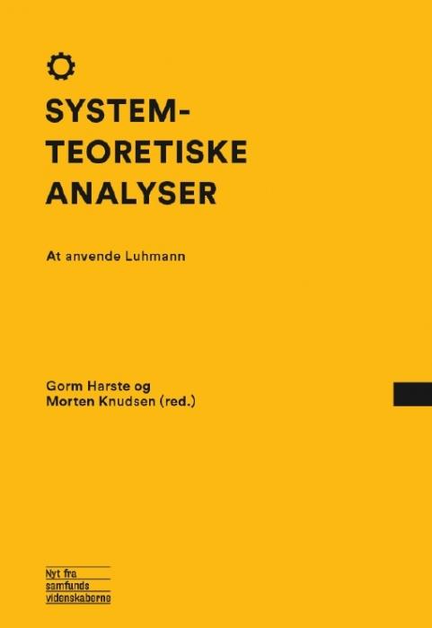 systemteoretiske analyse (e-bog) fra morten knudsen