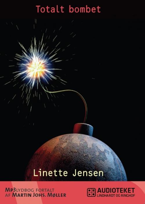 linette jensen Totalt bombet (lydbog) på bogreolen.dk